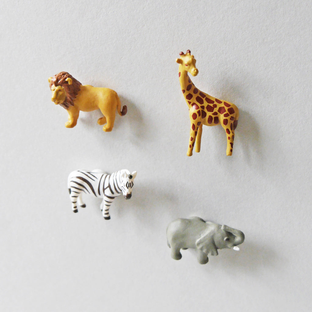 Safari Mini Magnets