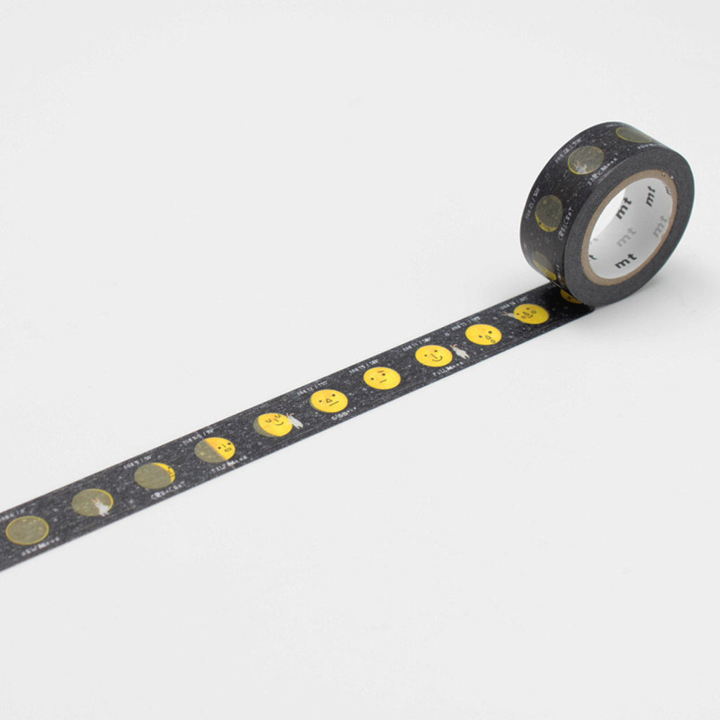 Moon Kids Washi Tape