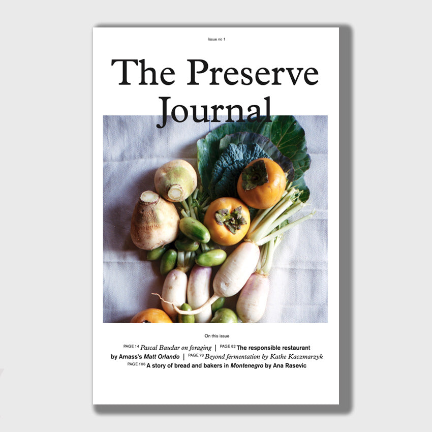 The Preserve Journal: Issue 1