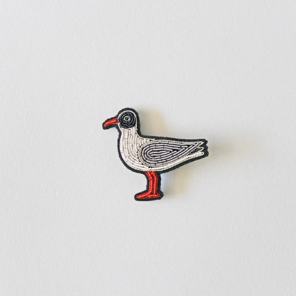 Macon & Lesquoy Gull Brooch