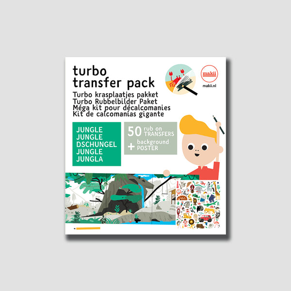 Turbo Transfer Pack