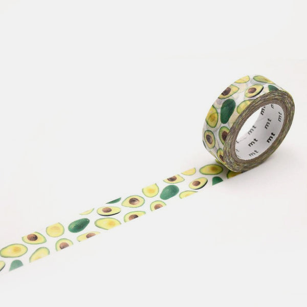 Avocado MT Washi Tape