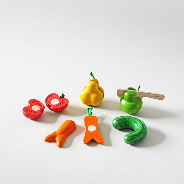 Wonky Fruits & Vegetables