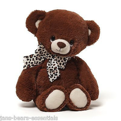 Gund - Bleecker Bear - 10""