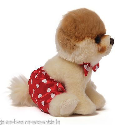 Gund - Itty Bitty Boo with Bowtie & Boxers - 5""