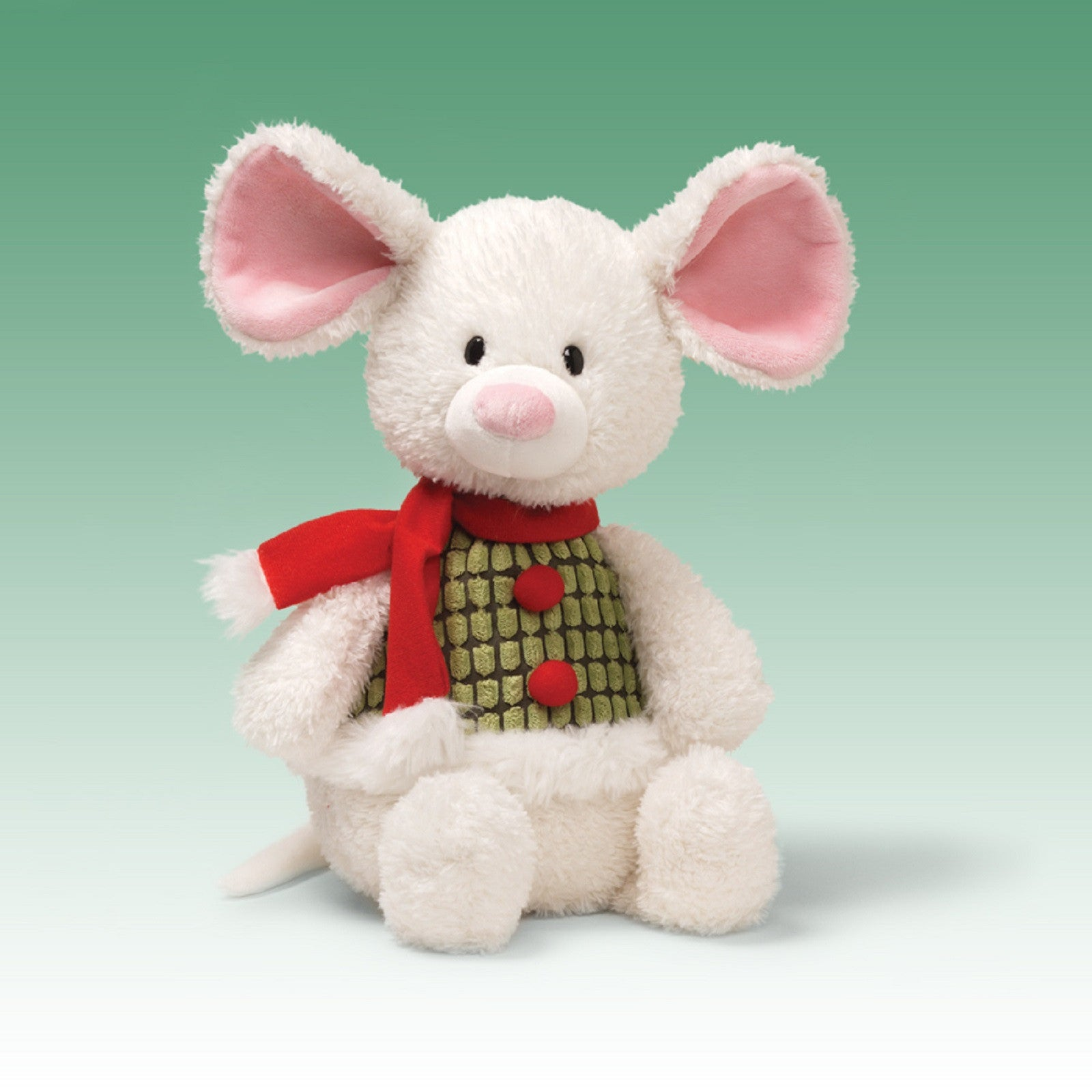 Gund - Mr. Jingles Mouse in 2 sizes