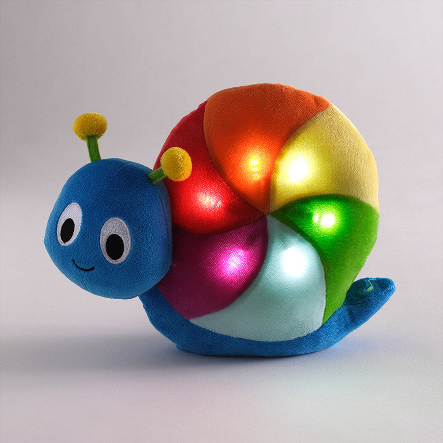 Baby Gund - Colorfun Learning Colors Snail - 10""
