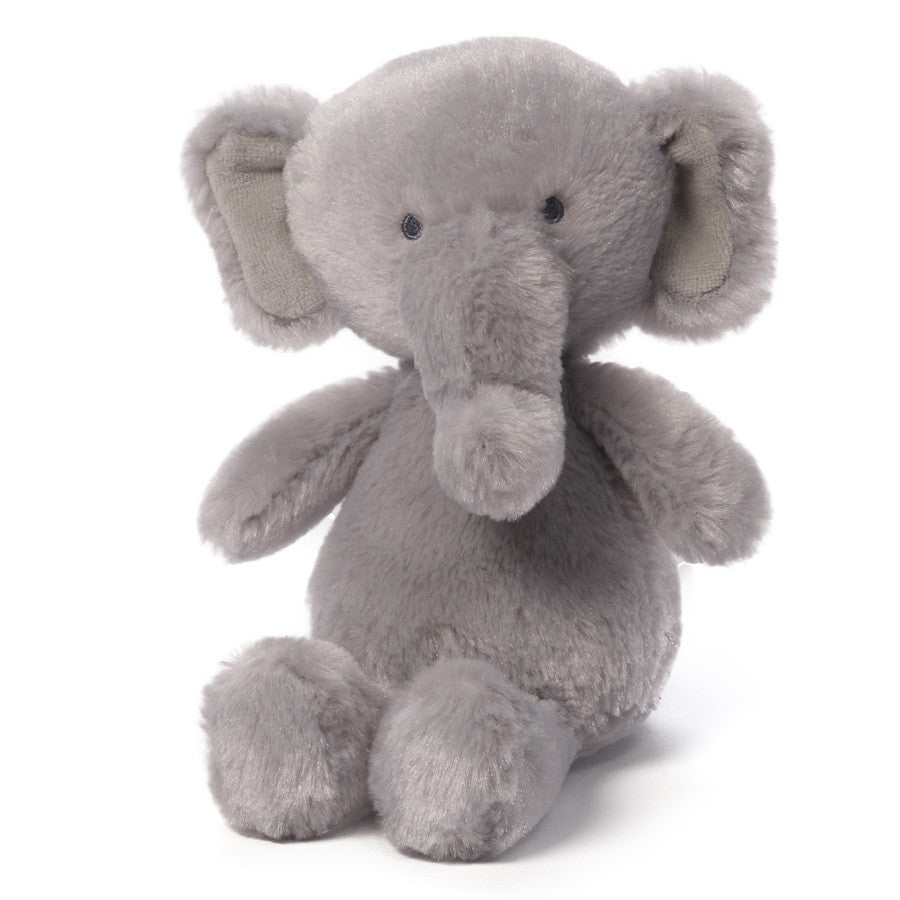 Baby Gund - Gradie, the Elephant Rattle - 9""