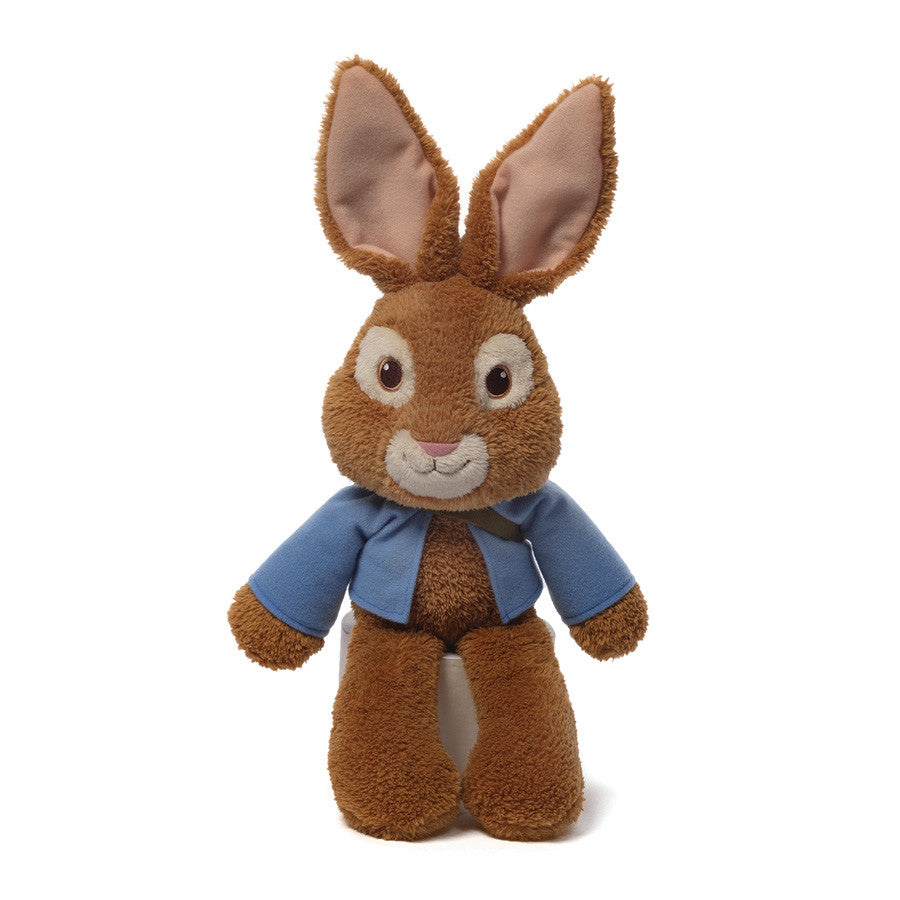 Gund - Peter Rabbit Take Along - 12""