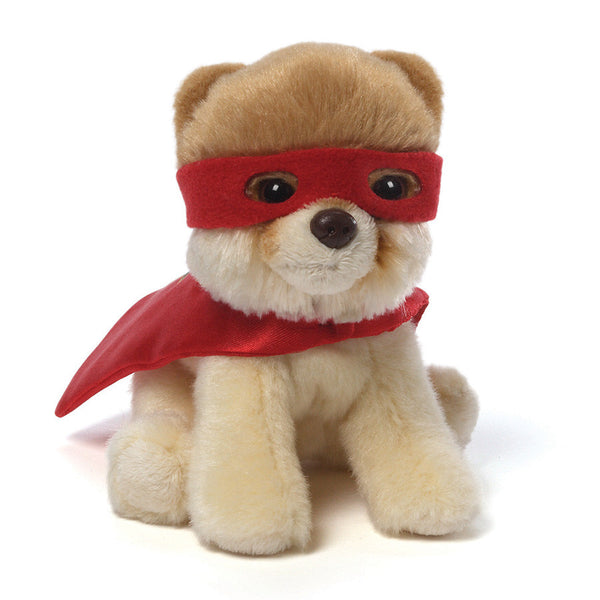 Gund - Itty Bitty Boo Superhero - 4""