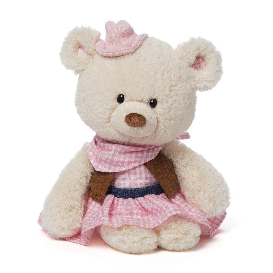 Gund - Dandi Cow Girl - 13""
