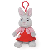 Gund - Peter Rabbit Back Pack Clips - 3 styles - 6""