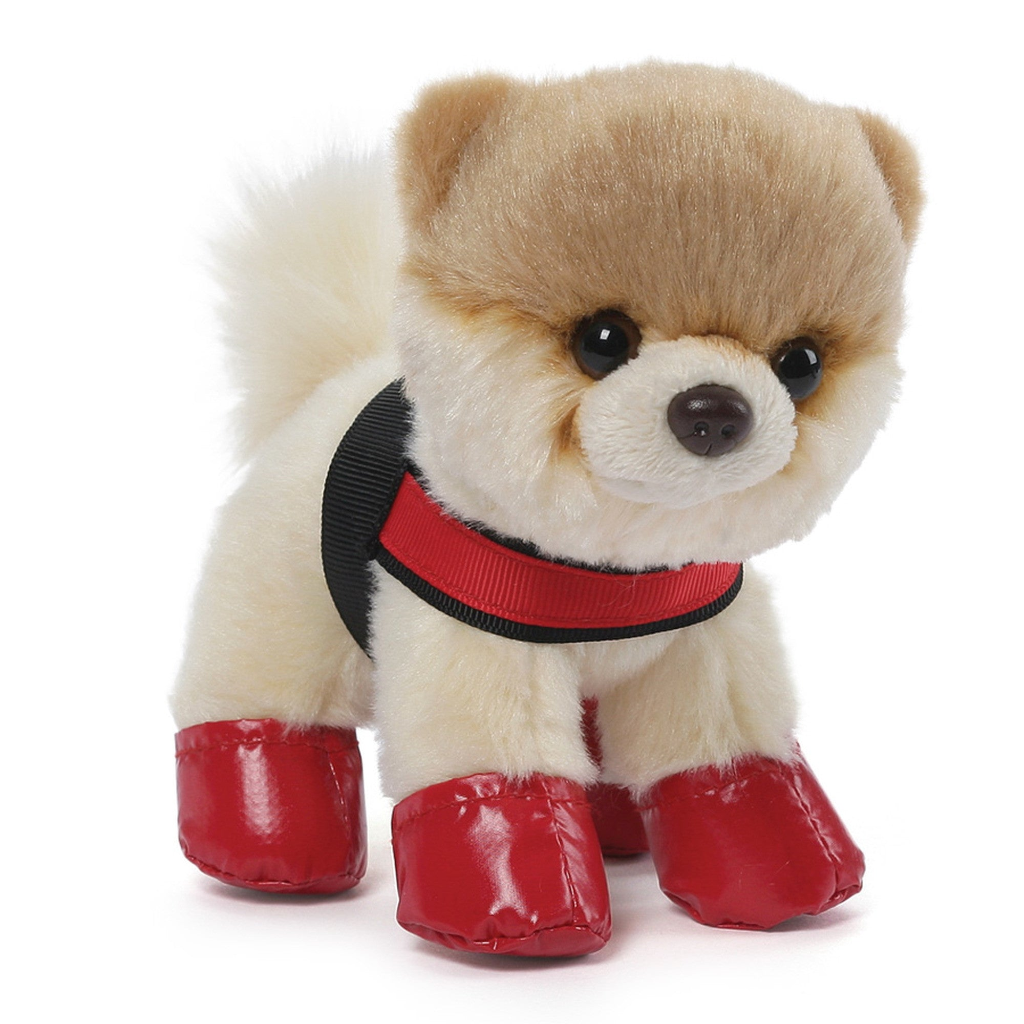 Gund  - Itty Bitty Boo with Rain boots and Harness - 5""