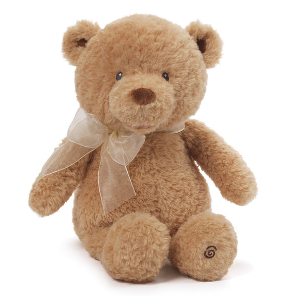Baby Gund  - Caring Cub - Animated Bear - 15""