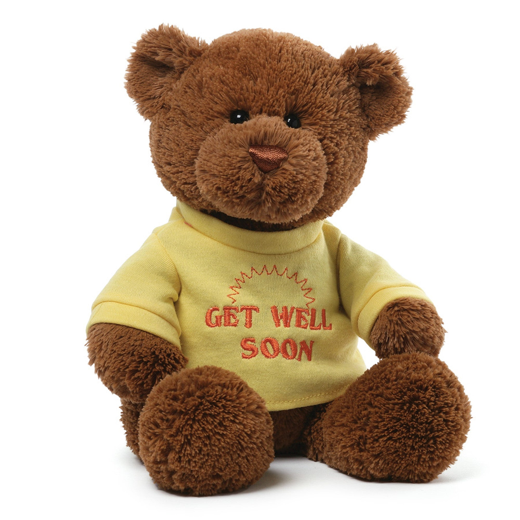 Gund - Get Well Soon Bear - 12""