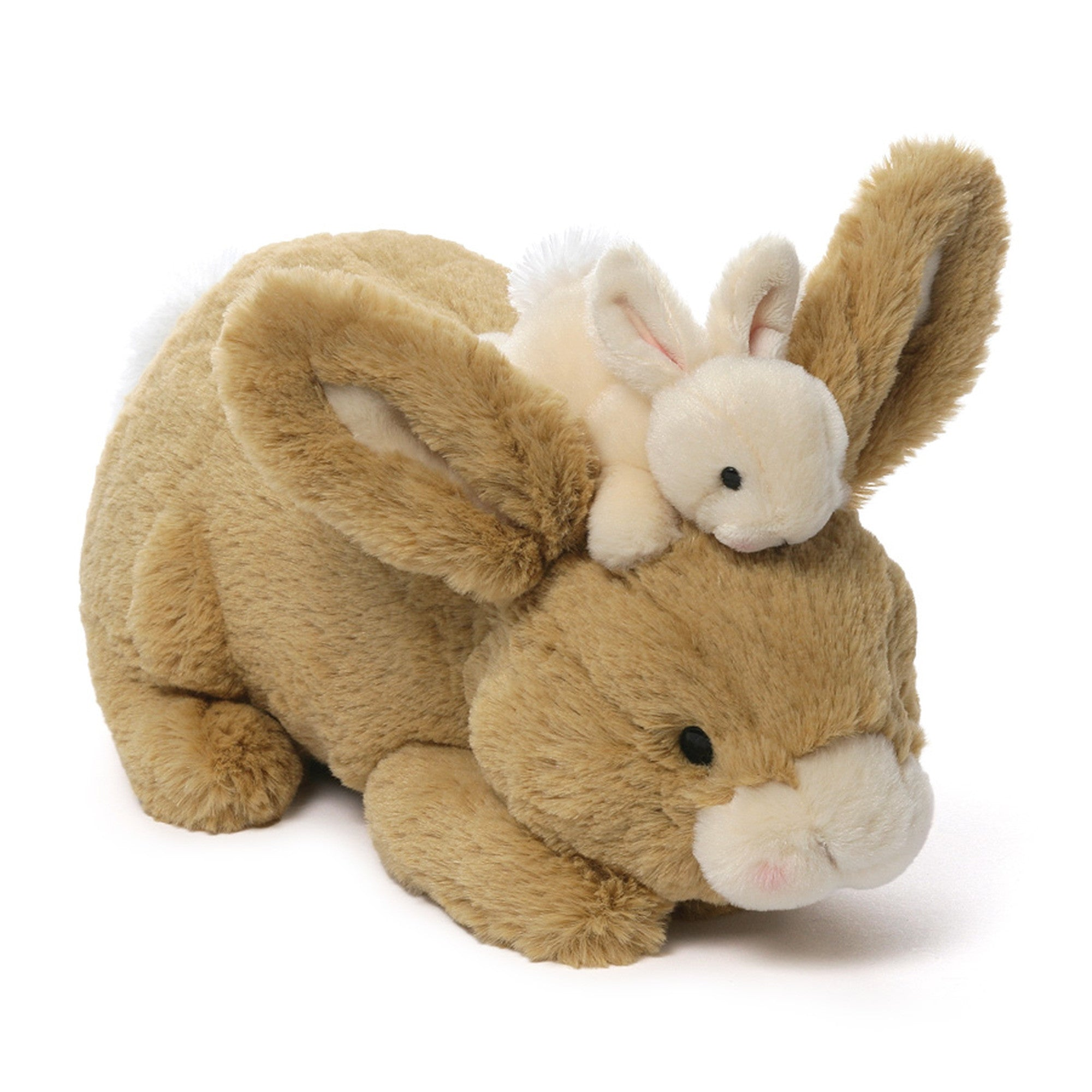 Gund  - Doe and Leveret Bunnies - 8""