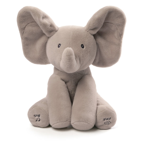 Baby Gund - Flappy the Elephant - Animated