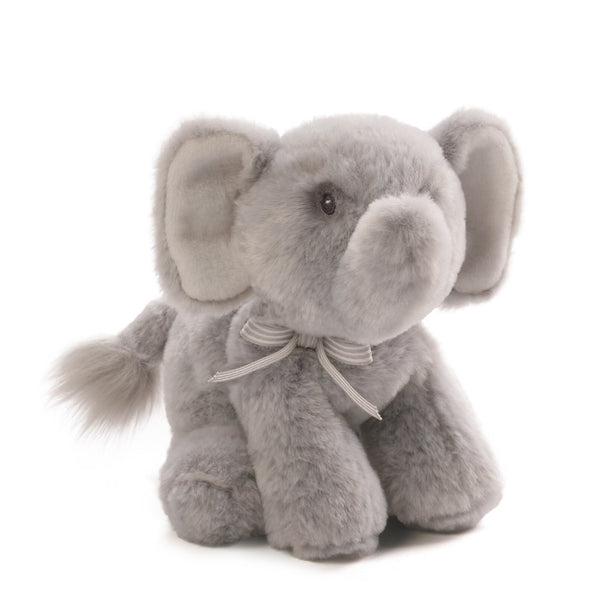 "Gund - Oh So Soft Collection - 7"" Elephant"