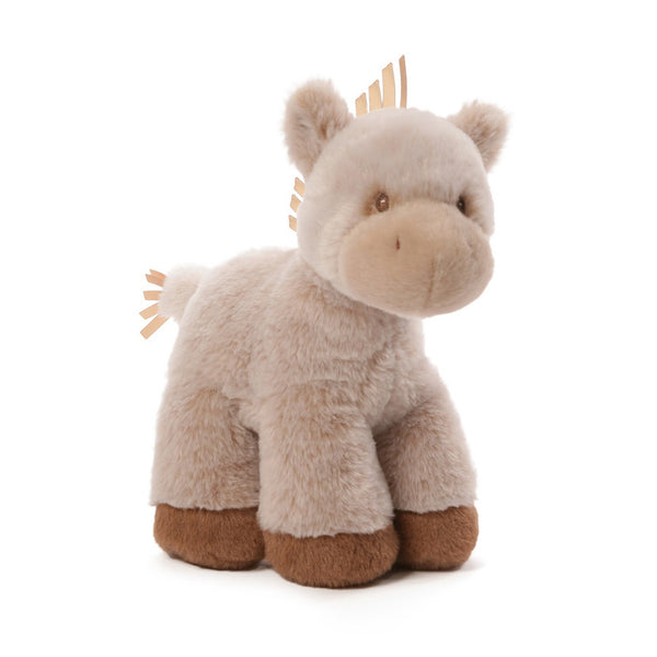 "Gund - Oh So Soft Collection - 8.5"" Pony"