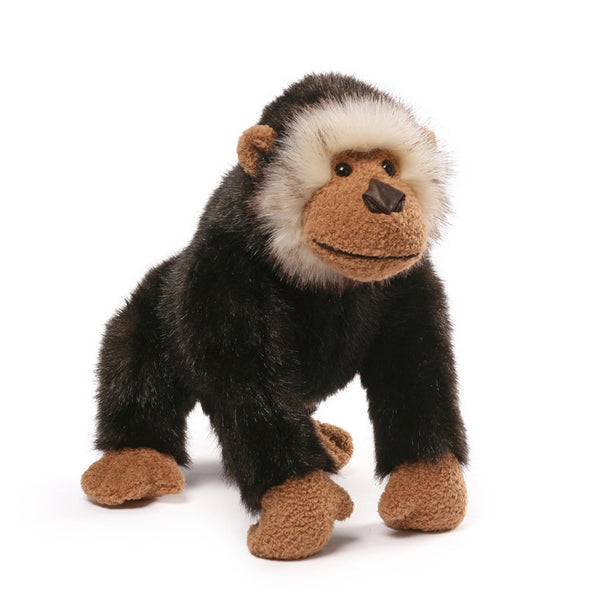 "Gund - Posh Collection - Bongo 10"" Gorilla"