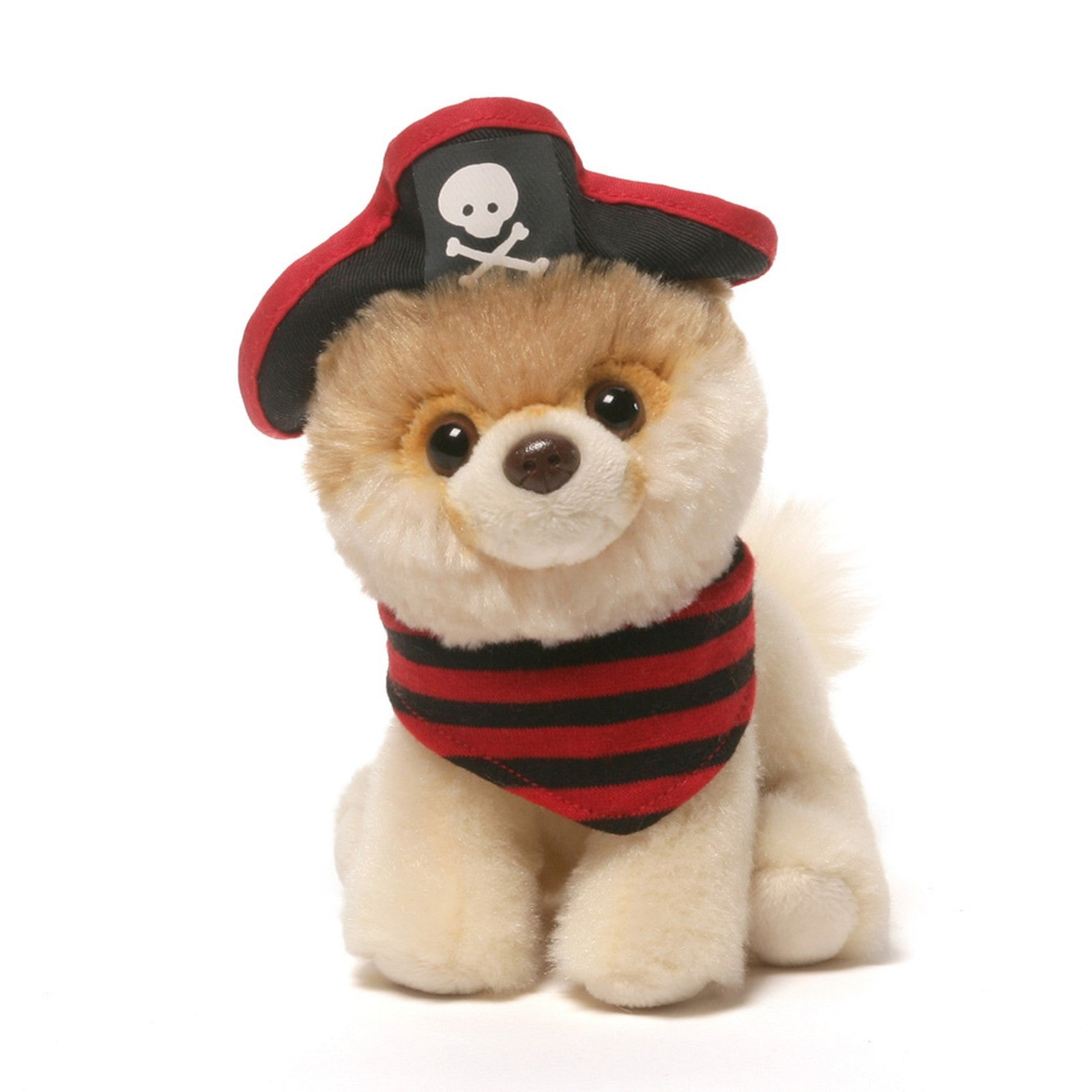 Gund  - Itty Bitty Boo Pirate - 5""