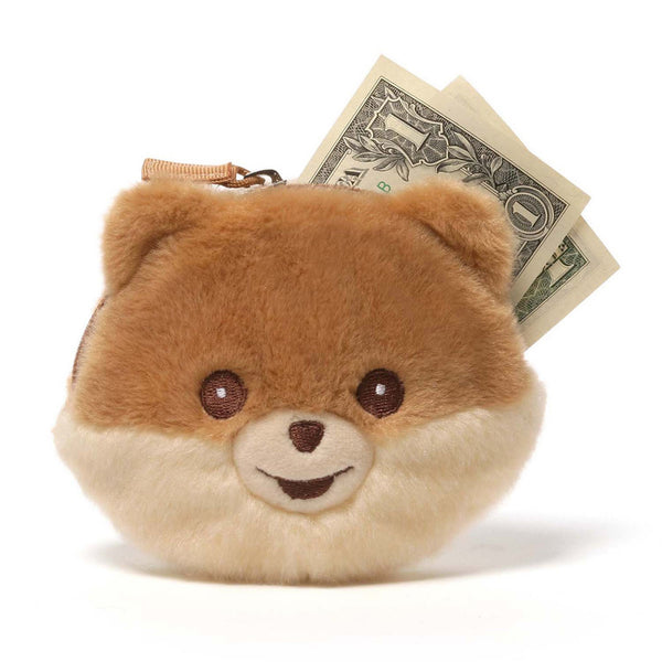 Gund  - Boo Dog Coin Purse