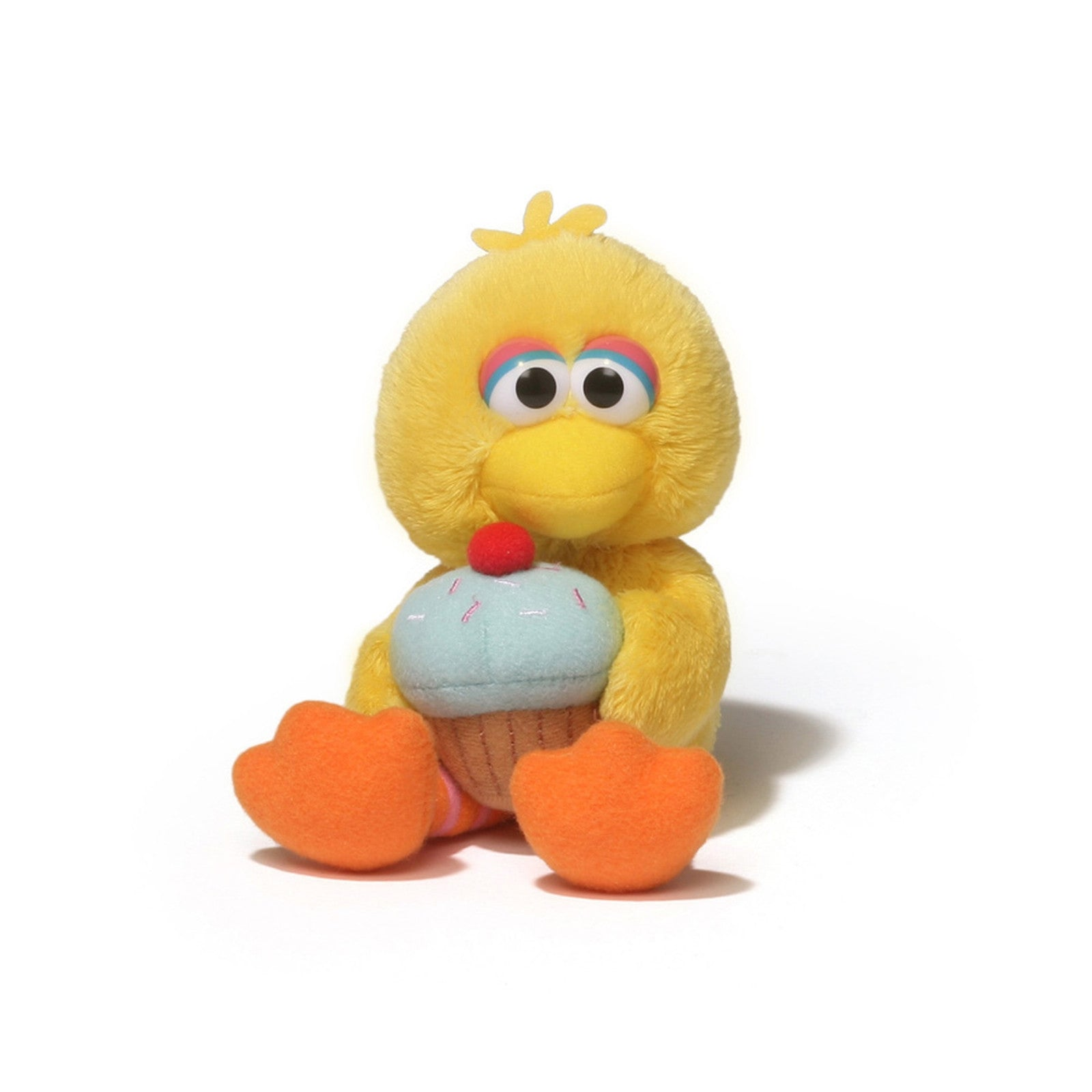 Gund - Sesame Street - Big Bird Foodie - 6""