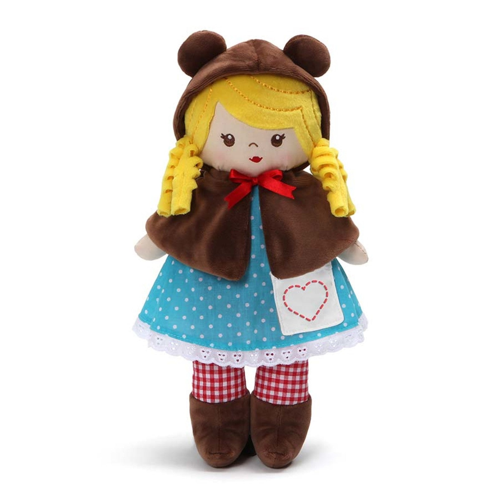 Gund - Goldie Doll - 13""