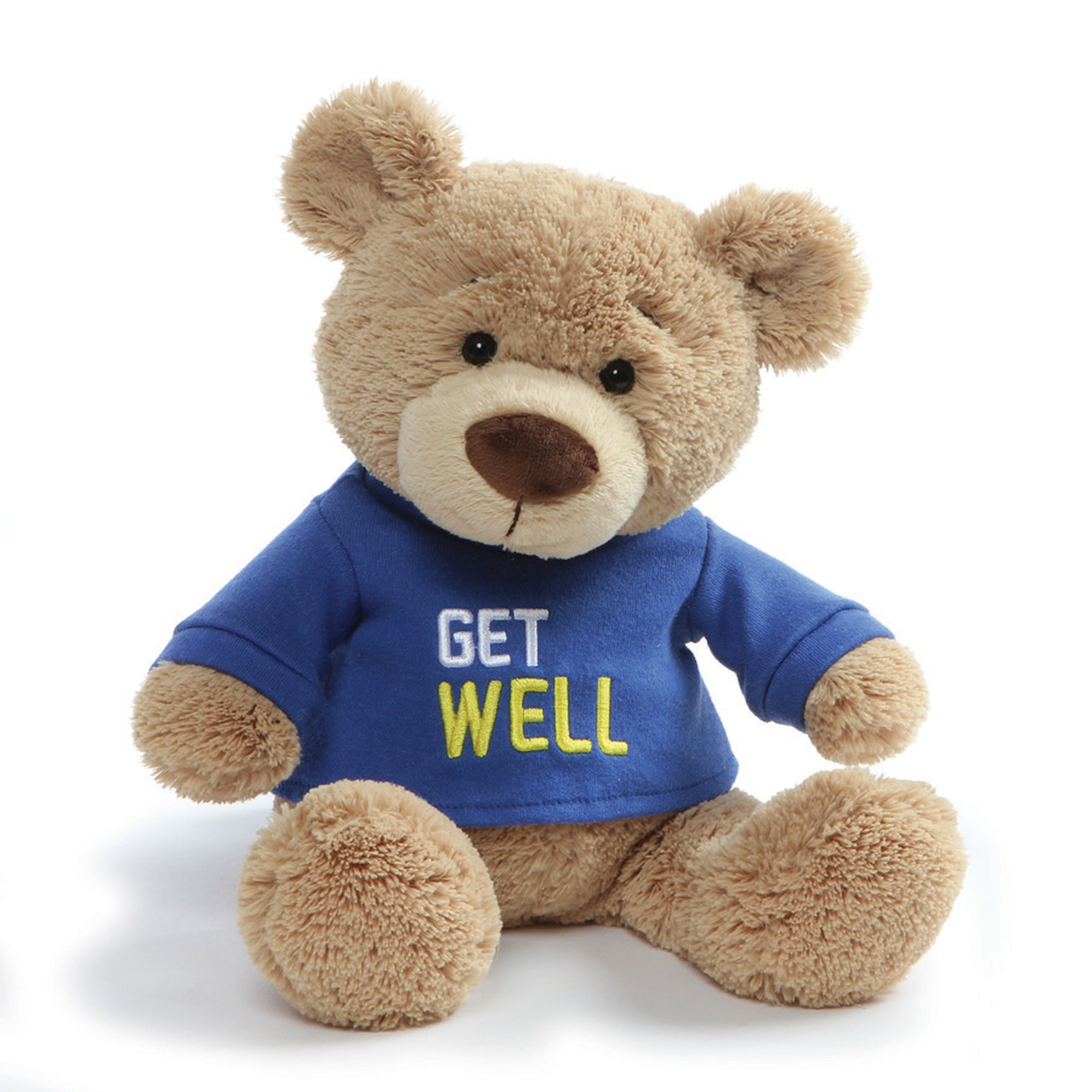 Gund - Get Well Bear - Blue - 12.5""