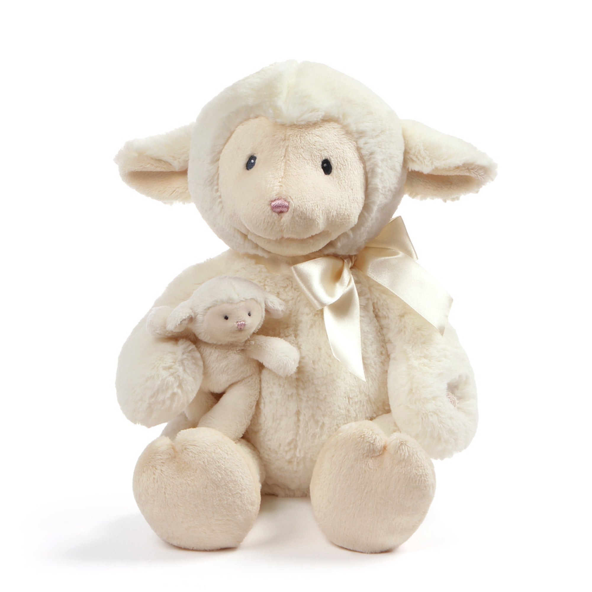 Baby Gund - Nursery Time Lamb - 10""