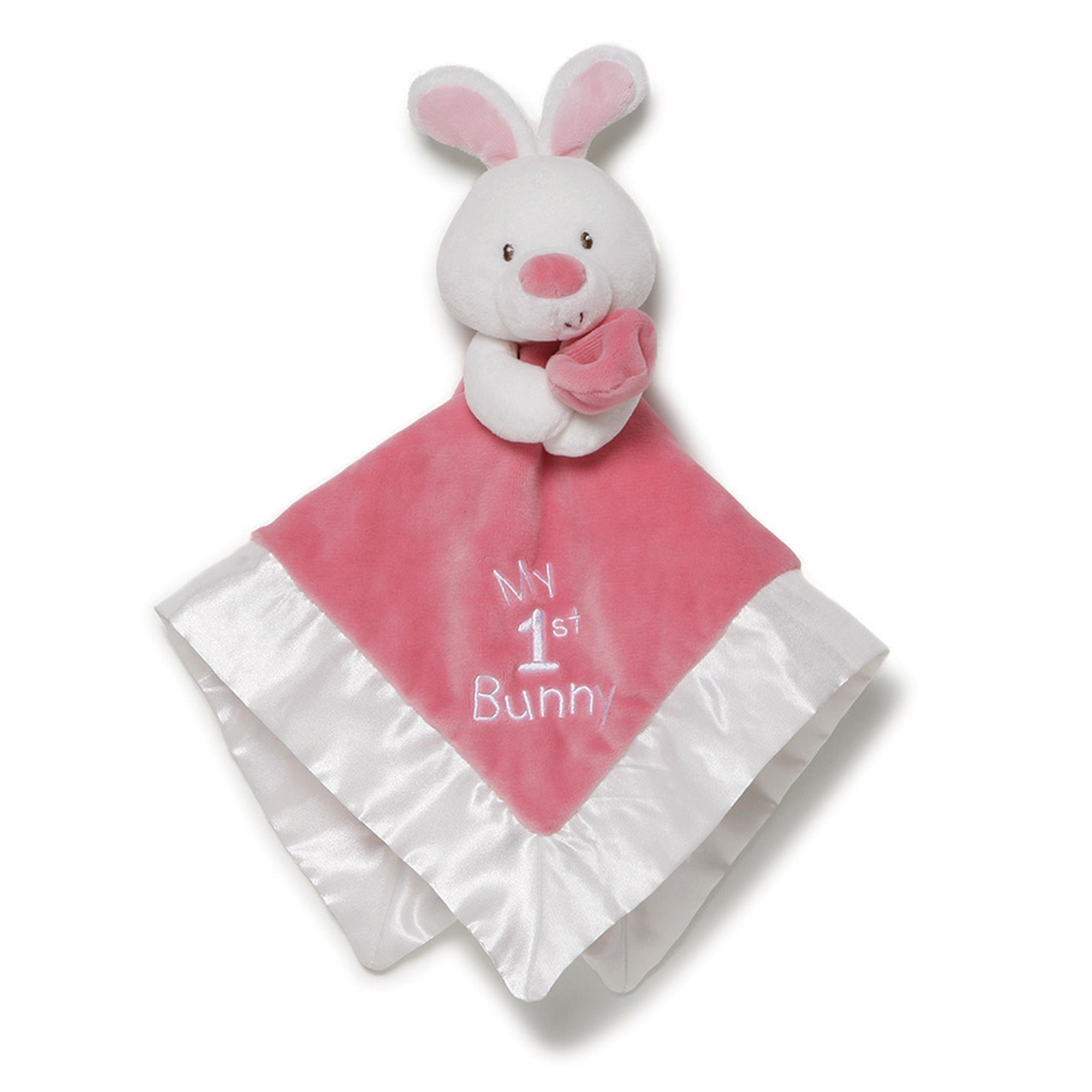Baby Gund - My First Bunny Lovey in two colors