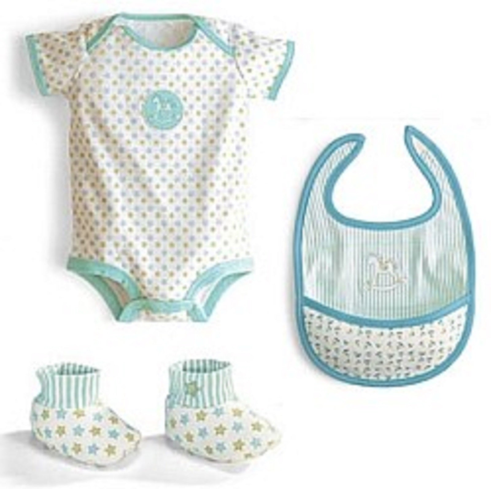 Baby Gund - Lil' Boutique Gift Set