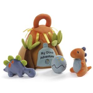 Baby Gund - My Dino Adventure Playset