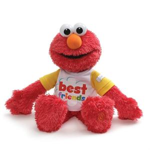 Gund - Sesame Street - Best Friend Talking Elmo - 8.5""