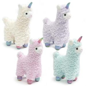 Gund - Llamacorn Chatter in 4 Colors - 7""