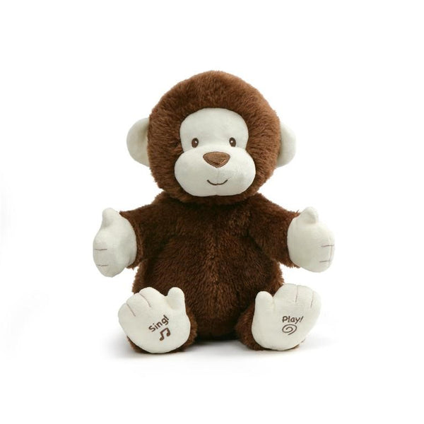 Gund - Animated Clappy Monkey - 12""