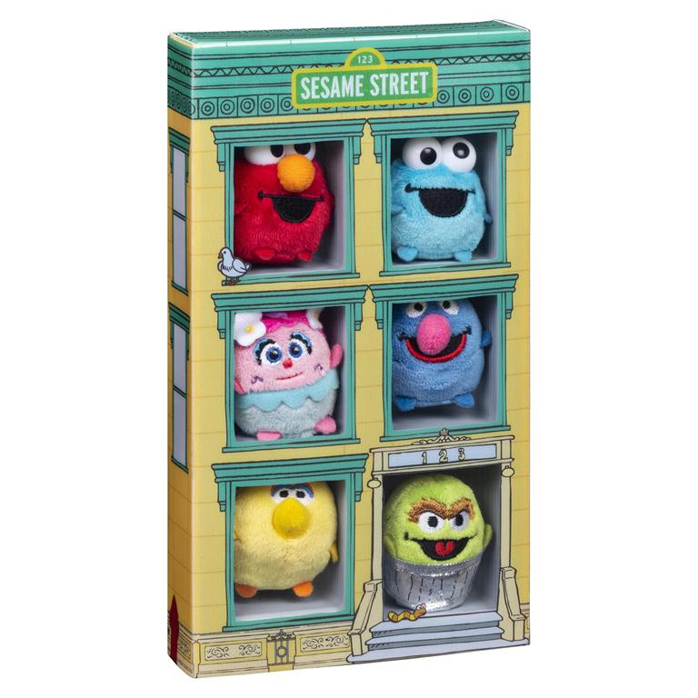 Gund - Sesame Street - 50th Anniversary Collector Set