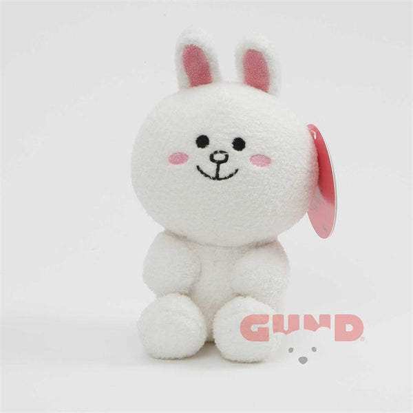 Gund - Line Friends - Cony Seated - 7""