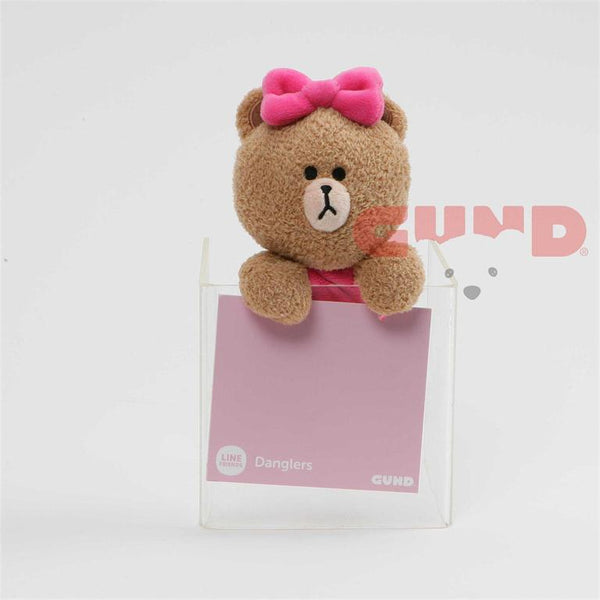 Gund - Line Friends - Choco Dangler - 6""