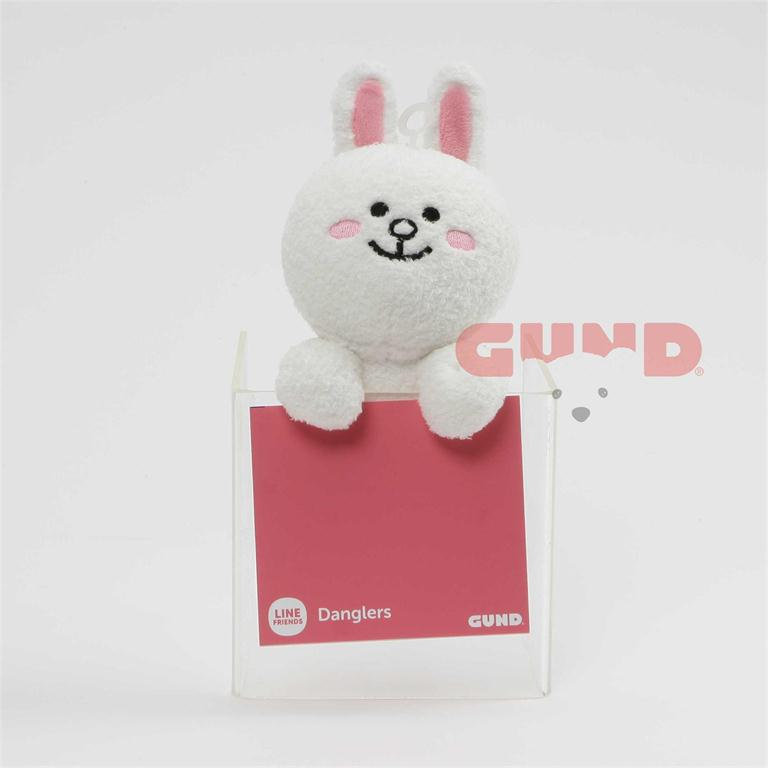 Gund - Line Friends - Cony Dangler - 6""