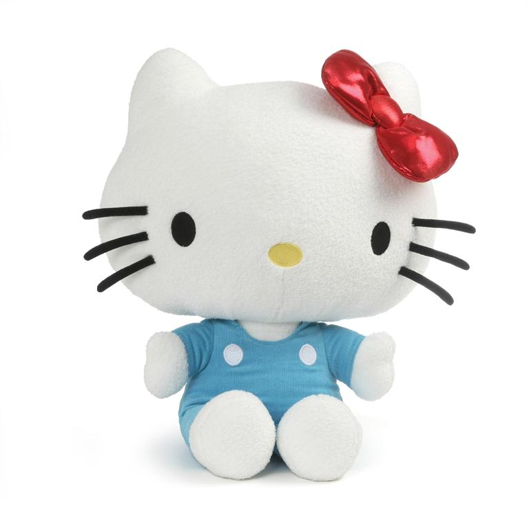 Gund - Hello Kitty - 45th Anniversary - 17""