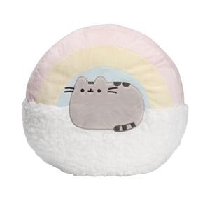 Gund -  Pusheen - Rainbow Pillow - 13""