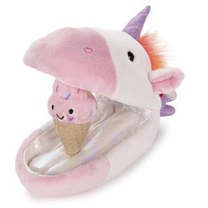 Gund - Unicorn Plush Pod