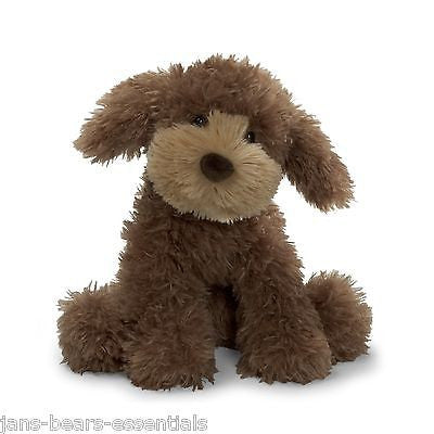 GUND - Designer Dog - Casy -  Mix of Beagle & Poodle - 10""