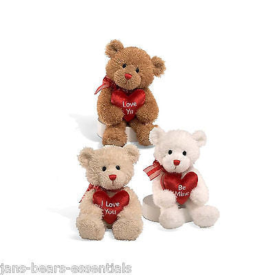 Gund - Bearly Lovable Bear - 10""
