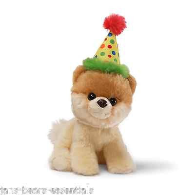 Gund - Itty Bitty Boo Birthday - 5""