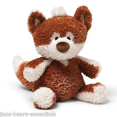 Gund - Patchers - Fox - 11""