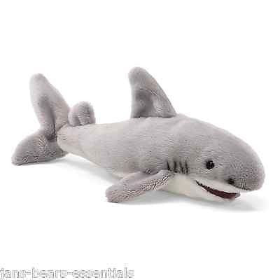 Gund - GUNDimals - Shark Beanbag - 8""