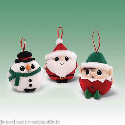 "Gund - Jeepers Peepers Ornaments - 4"" -"