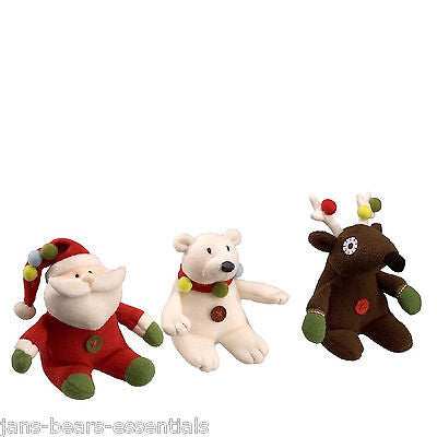Gund - Holiday Sound Toys - 4.5""